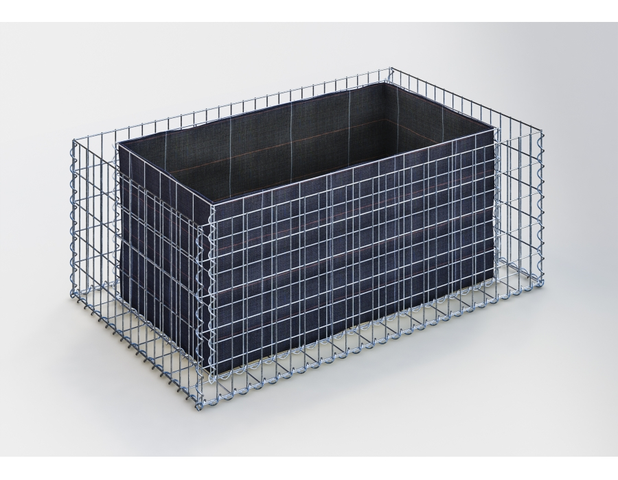 n 1 du gabion en ligne kit mur sur mesure am nagement jardin et terrasse. Black Bedroom Furniture Sets. Home Design Ideas