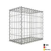 Gabion 50 x 50 x 30 cm - Qualité Made in Germany - Mailles Rectangulaires 5 x 10 cm - GabionDeco®