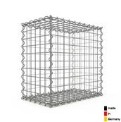 Gabion 50 x 50 x 30 cm - Qualité Made in Germany - Mailles Carrées 5 x 5 cm - GabionDeco®