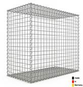 Gabion 100 x 90 x 50 cm - Qualité Made in Germany - Mailles Carrées 5 x 5 cm - GabionDeco®
